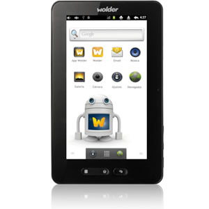 Tablet Wolder Mitabcity Pro 7 4gb Wifi Android 23 Hdmi