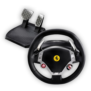Thrustmaster Volante Ferrari F430 Force Feedback Racing Pc  2960710