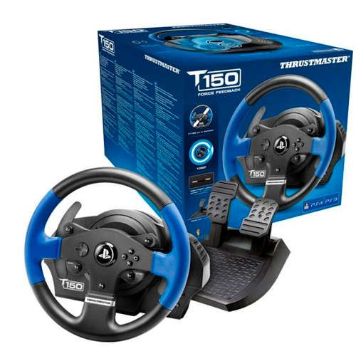 Ver Thrustmaster T150RS para PS4PS3PC