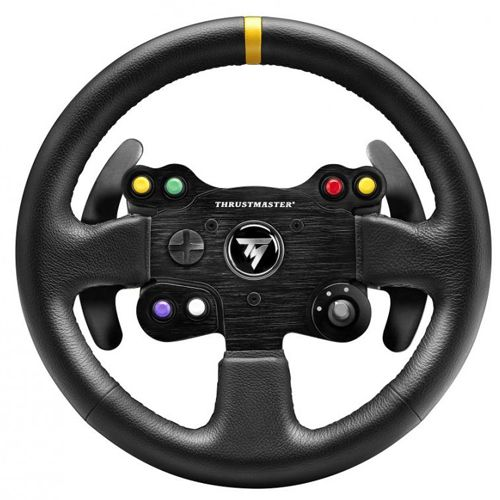 Ver Thrustmaster Volante TM LEATHER 28GT WHEEL ADD ON
