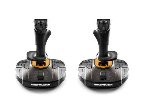 Thrustmaster T16000m Fcs Space Sim Duo