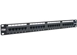 Ver Trendnet 24 port Cat6 Unshielded Patch Panel