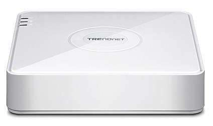 Trendnet Kit NVR PoE HD 4 Canales TV NVR104