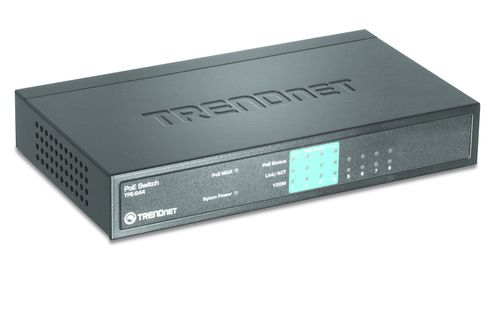 Ver Trendnet TPE S44 switch