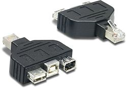Ver Trendnet USB FireWire adapter for TC NT2