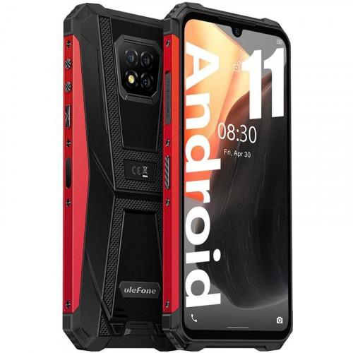 ULEFONE SMARTPHONE ARMOR 8 PRO RED 4G61