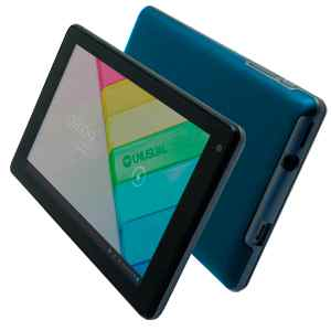 Ver Unusual Tablet Vortex Pocket 6 Azul