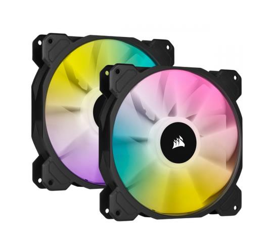 Ventilador Caja Corsair Sp Series Sp140