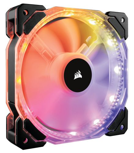 Ver CORSAIR SP120 RGB LED THREE FANS WITH CONTROLLER