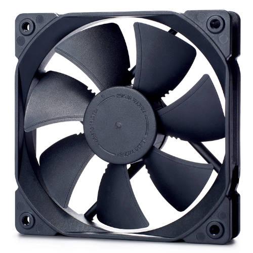 Ventilador Caja Dynamic X2 Gp 12 Pwm Fractal Design Negro