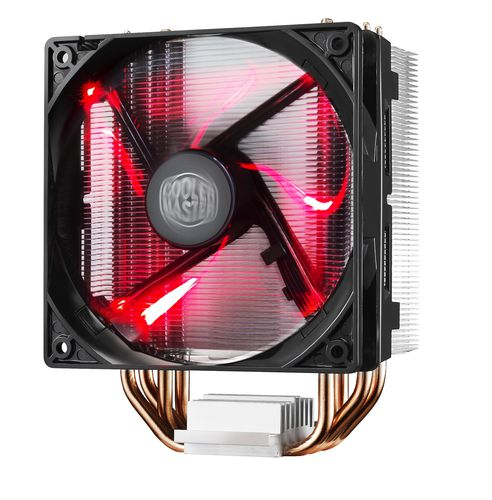 COOLER MASTER HYPER 212 LED ROJO INTELAMD