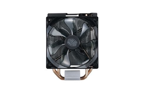 Ver VENTILADOR CPU COOLER MASTER HYPER 212 LED TURBO BLACK TOP COVER