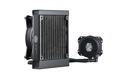 Ventilador Cpu Cooler Master Refrigeracion Liquida Masterliquid Lite 120