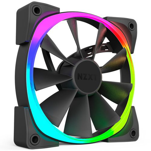 Ver NZXT AER RGB CON LED 120MM TRIPLE PACK