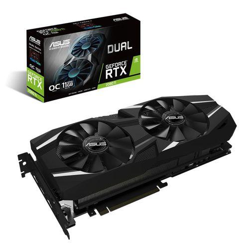 ASUS DUAL RTX 2080 TI O11GB