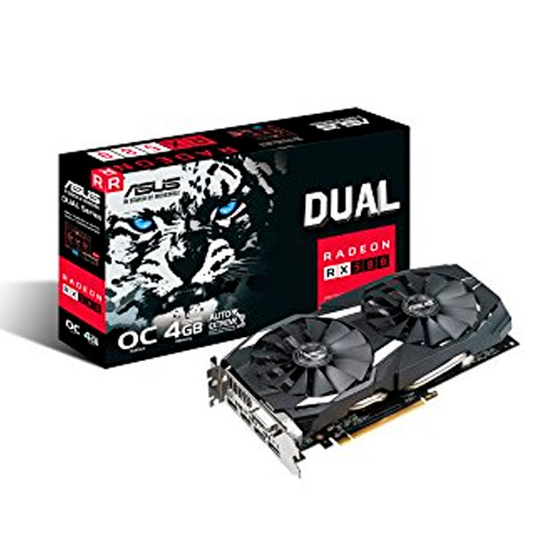 Ver ASUS DUAL RX580 8GB