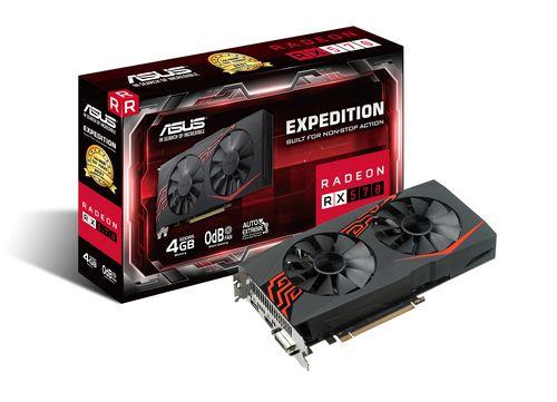 ASUS EX RX 570 4G