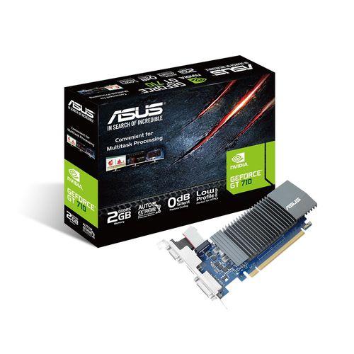 Ver ASUS GT 710 SL 2G GDDR5