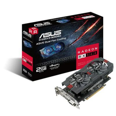 ASUS RX 560 2G