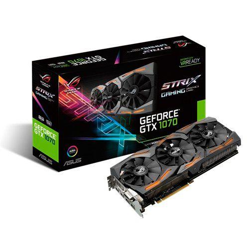 ASUS STRIX GTX1070 8G GAMING