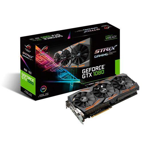ASUS STRIX GTX 1080 8G GAMING