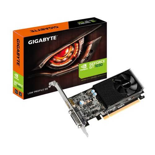 Gigabyte Gt 1030 2gb Gddr5 Low Profile