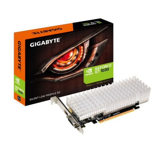 GIGABYTE GT 1030 2GB GDDR5 LOW PROFILE