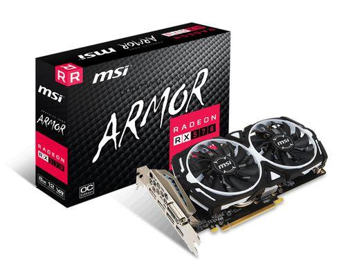 MSI RX 570 ARMOR 8G OC