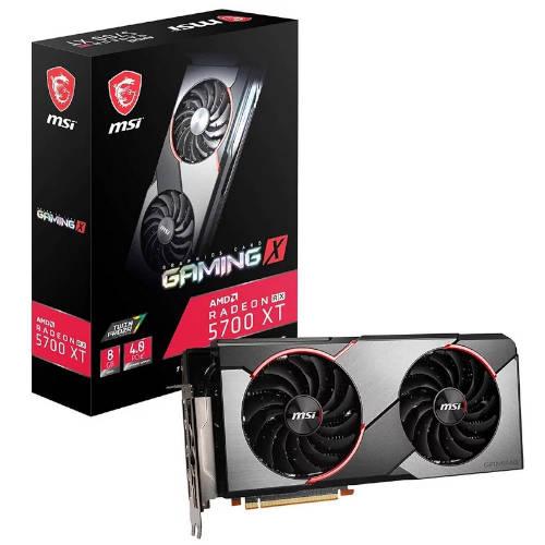 MSI RX 5700 XT GAMING X 8GB NAVI