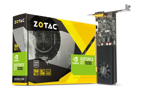 ZOTAC GT 1030 2GB GDDR5 LP