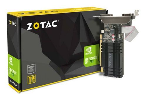 ZOTAC GT 710 1GB DDR3 ZONE EDITION