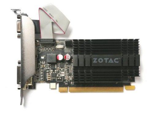 Zotac Gt 710 1gb Ddr3 Zone Edition