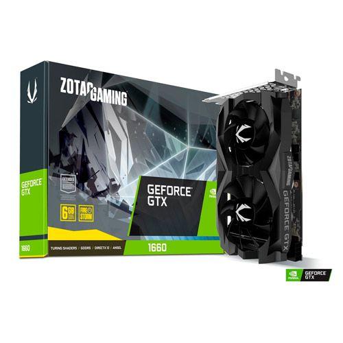 ZOTAC GTX 1660 TWIN FAN 6GB
