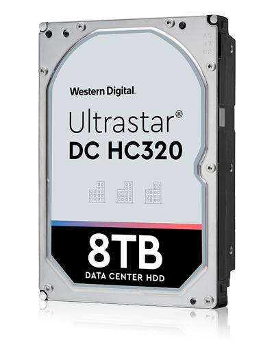 Wd Ultrastar Dc Hc320 8tb 3 5