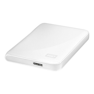 Wdigital Hd 25 500gb Usb 30 Passport Essential Blanco
