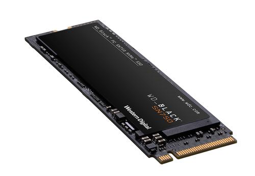Western Digital Sn750 Ssd M2 500 Gb