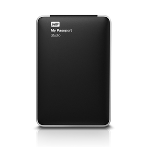 Western Digital 1tb My Passport Studio