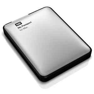 Western Digital 2tb My Passport Mac