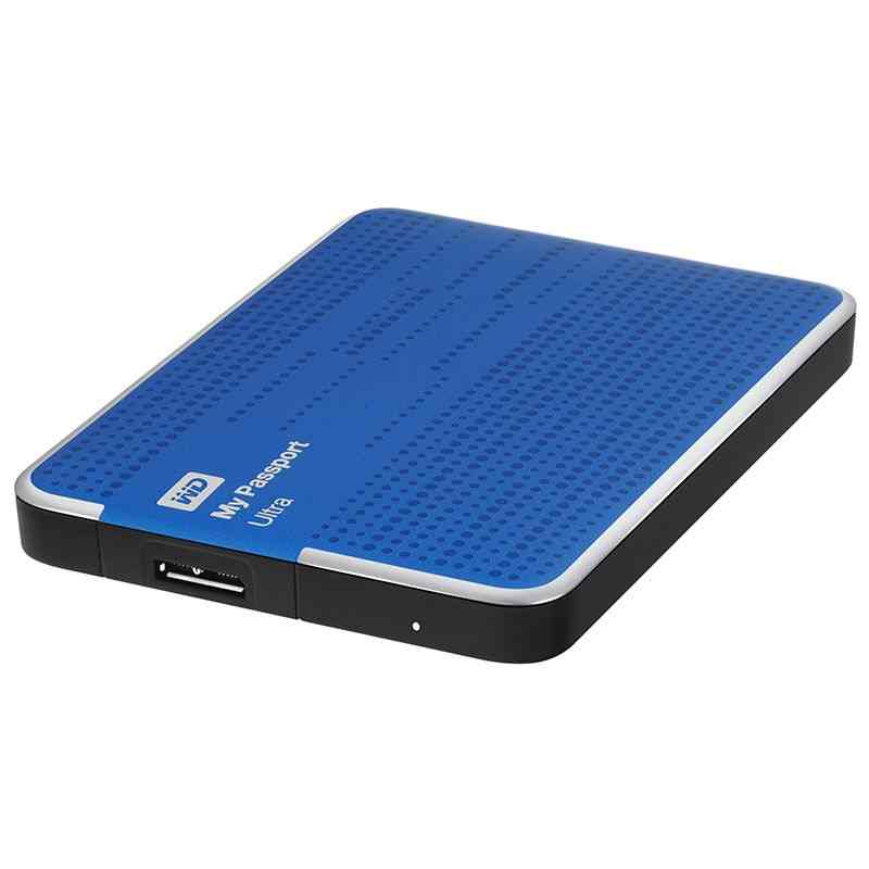 Western Digital 500gb My Passport Ultra Azul