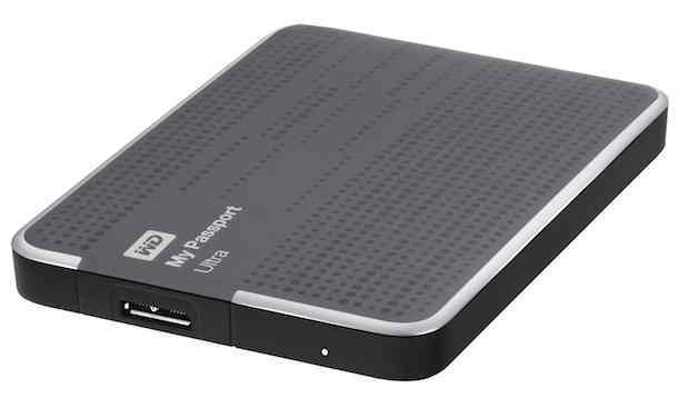 Disco Duro Western Digital 500gb My Passport Ultra