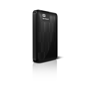 Western Digital Hdd Externo 500gb My Passport 25 Usb 30