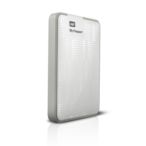 Western Digital Hdd Externo My Passport 500gb 25 Usb 30 Blanco