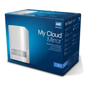 Western Digital My Cloud Mirror 4 Tb