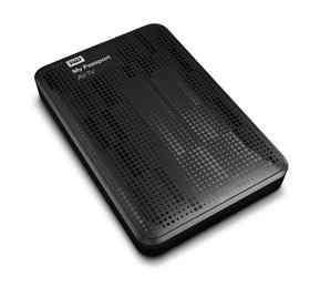 Western Digital My Passport Av Tv 1tb