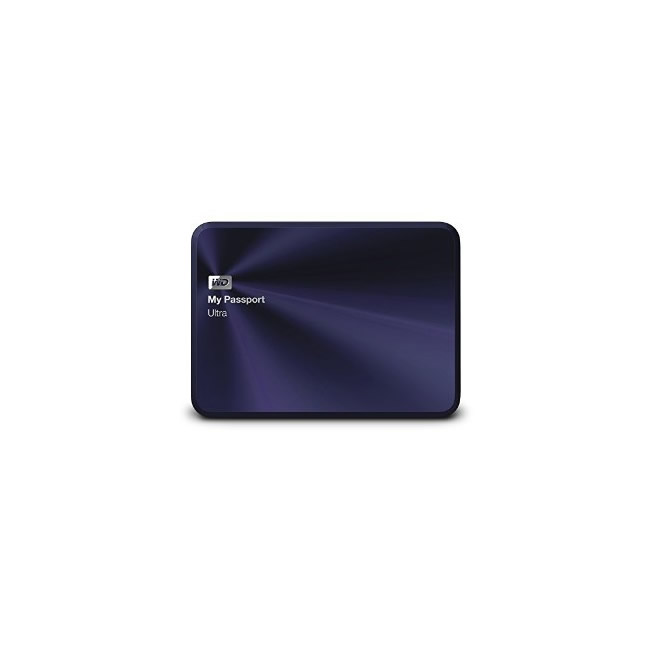 Ver Western Digital My Passport Ultra 1TB Morado