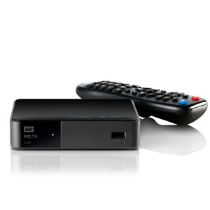 Western Digital Tv Live Streaming  Media Player Lan Full Hd