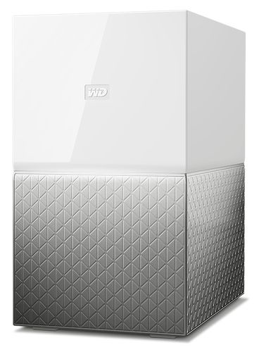 Ver Western Digital My Cloud Home Duo 4TB Ethernet