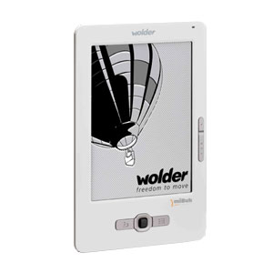 Wolder E-book Reader Mibuk Gamma 62  Wifi Tactil