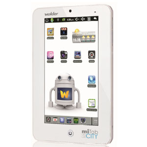 Wolder Tablet Mitabcity 7 Webcam 4gb Wifi Lan Android 22