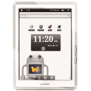 Wolder Tablet Mitabfun 84 4gb Wifi Android 21